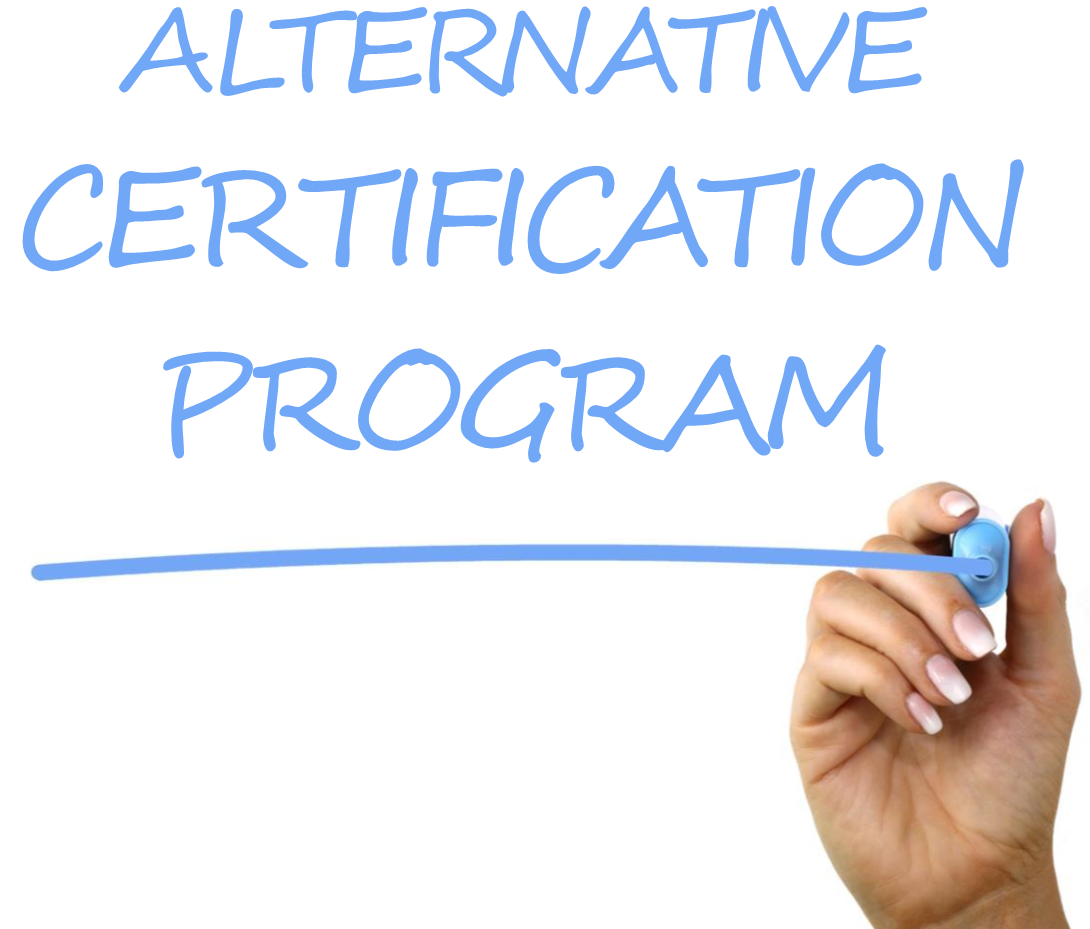 Alternative Certification Program